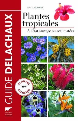 Plantes tropicales : à l'état sauvage ou acclimatées